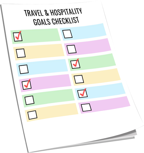 Travel and Hospitality Checklist